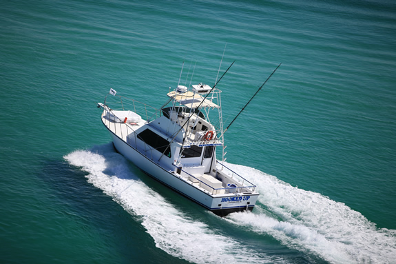 Hooked Up Charter Boat Fishing Trips-Panama City Beach-30A